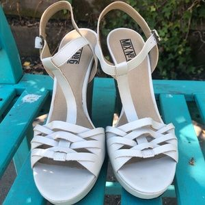 Mix No. 6 Sandal Wedges